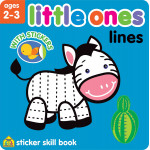 School Zone - Little Ones Lines ages 2-3
