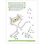School Zone - Nursery Rhymes - Dot-to-Dots & Hidden Pictures Workbook