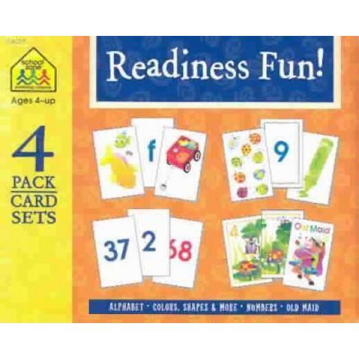 School Zone - Readiness Fun