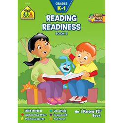 "School Zone -Reading Readiness - Grades K-l An ""I Know It"" Book"