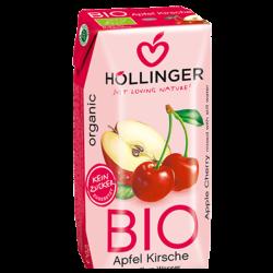 عصير التفاح والكرز العضوي من هولينجر  200 مل