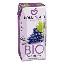 Hollinger Organic Grape Juice 200ml