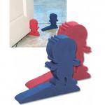 Farlin Safety Door-Stopper, Blue