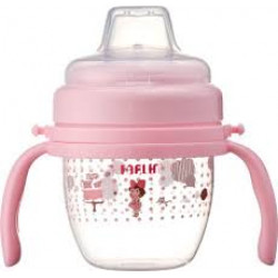 Farlin - Gulu Spout Learner 120ML - Pink