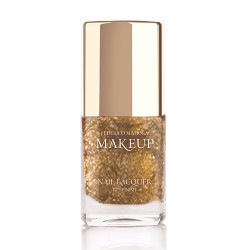 Federico Mahora - Nail Lacquer Gel Finish Metallic Gold