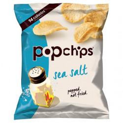 Popchips Potato Chip - Original Popped 23G