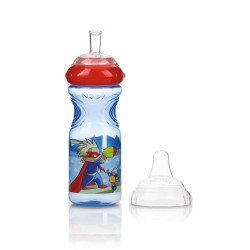 Nuby Sport Sipper New Design - Red