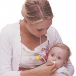 Farlin Parent & Child Nasal Aspirator, Pink