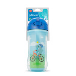 Dr. Brown's Insulated Straw Cup - Blue (12m+), 300ml