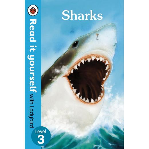 Ladybird : Read it Yourself L3 : Sharks