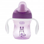 Chicco Training Cup 200ml, +6 months, Assorted Colors, 1 Cup