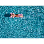 Giochi Preziosi -Turtles Inflatable Mattress, 185 Cm High