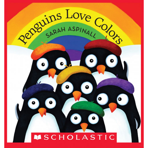 Scholastic: Penguins Love Colors