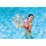 Intex Transparent Glitter Beach Ball