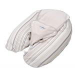 Candide Multirelax Pillow Stripes, Brown