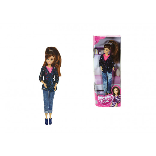 Fulla Basic Nada Doll Sparkle Chic