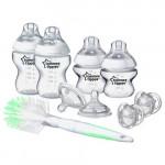 مجموعة أدوات لحديثي الولادة كلوزر تو نيتشر من تومي تيبي ، شفاف