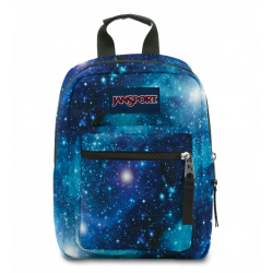 JanSport Big Break Galaxy Color Backpack , 28cm, Space Blue