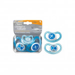 Tommee Tippee Air Style Soother 9-18 months, (2 pieces)