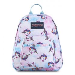 JanSport Half Pint Mini Backpack, Unicorn Cloud