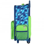 Stephen Joseph Rolling Backpack Shark 45 cm