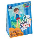 Stephen Joseph Magnetic Dress-Up Doll Boy