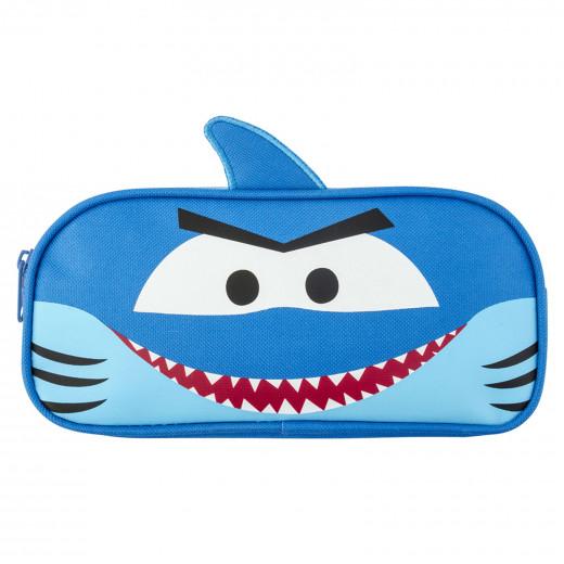 حقيبة قلم رصاص بتصميم القرش من ستيفن جوزيف