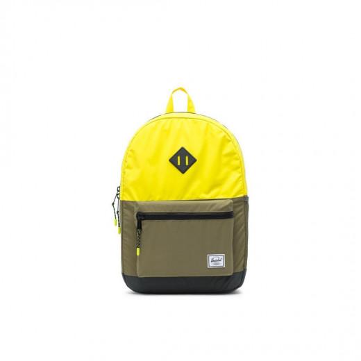حقيبة إكس إل اللون: كبريت من هيرشل هيريتيج يوث