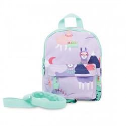 Penny Mini Backpack School with Rein - Loopy Llama
