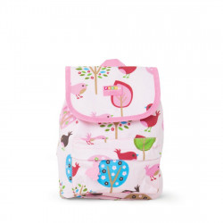 Penny Top Loader Backpack - Chirpy Bird