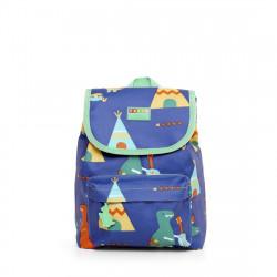 Penny Top Loader Backpack - Dino Rock