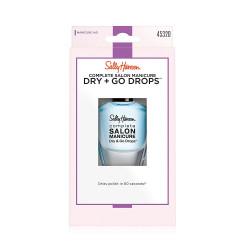 Sally Hansen Salon Dry & Go Drops Corrector Manicure Nail Treatment, 11 Fluid ml
