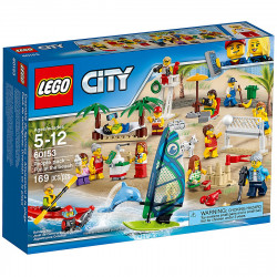 LEGO City: People pack – Fun at the beach