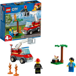 LEGO City: Barbecue Burn Out