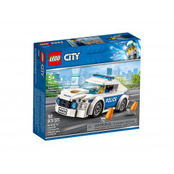 LEGO City: Police Patrol Car
