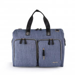 Colorland Maternity Tote Bag (Blue)