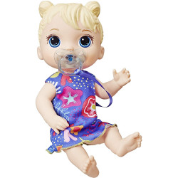 Baby Alive Baby Lil Sounds: Interactive Baby Doll for Girls