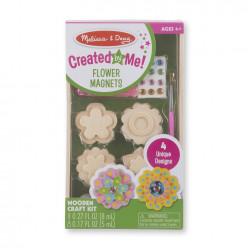 Melissa & Doug Flower Magnets