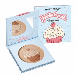 Misslyn Sweetie Cupcake Trio Highlights No. 2 Holy Sprinkles 8 g