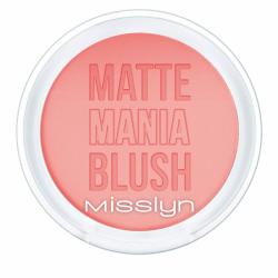 Misslyn Matte Mania Blusher No.41