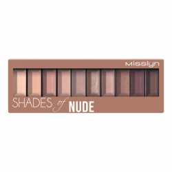 Misslyn Must Have Eyeshadow Shades No. 4