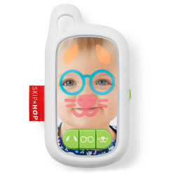 Skip Hop Baby Cell Phone, Explore & More Selfie Toy