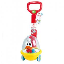 PlayGo Happy Hen Push Along
