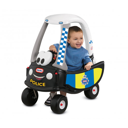 Little Tikes Cozy Coupe Patrol Police Car