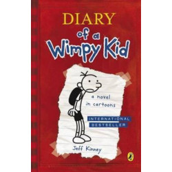 Diary Of A Wimpy Kid, Paperback | 224 pages