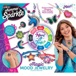 Cra-Z-Art Be Inspired Mood Jewelry Craft Kit