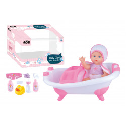 """P.JOY BABY CAYLA BATH TUBE SET 14""""/36CM"""