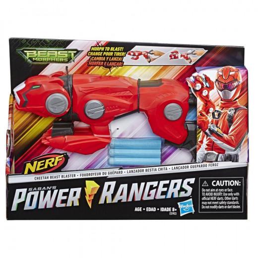 Power Rangers Beast Morphers Cheetah Beast Blaster