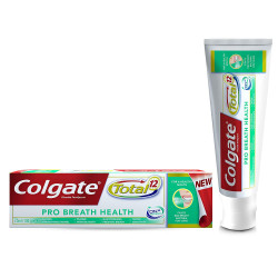 Colgate Total Pro Breath Health Toothpaste - 75ml