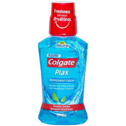 Colgate Plax Peppermint Fresh Mouthwash – 250 ml
